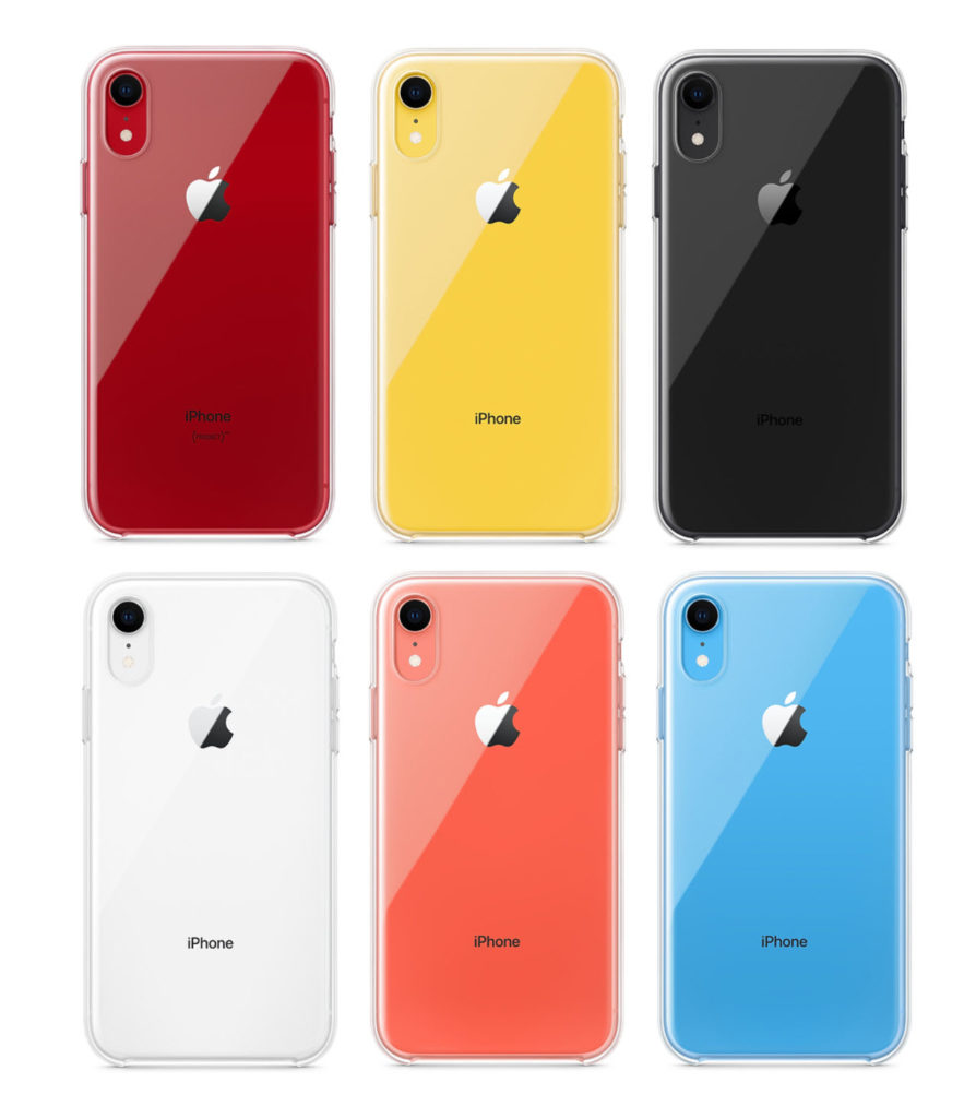 Clear Case Iphone Xr Released Img 2