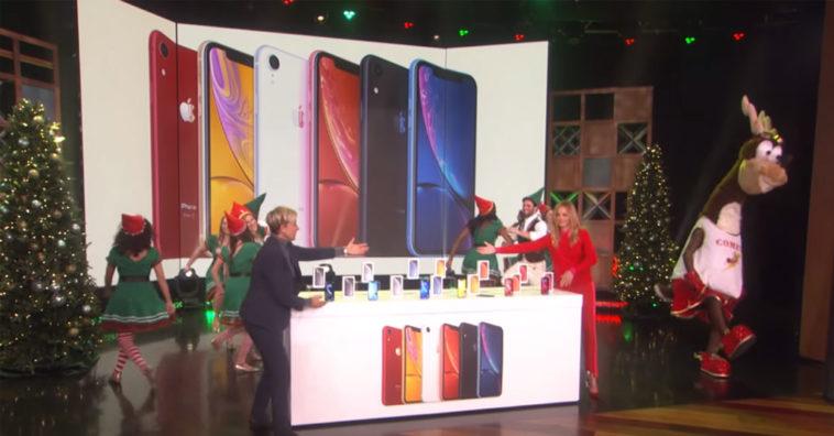 Ellen Show Iphone Xr Giveaway