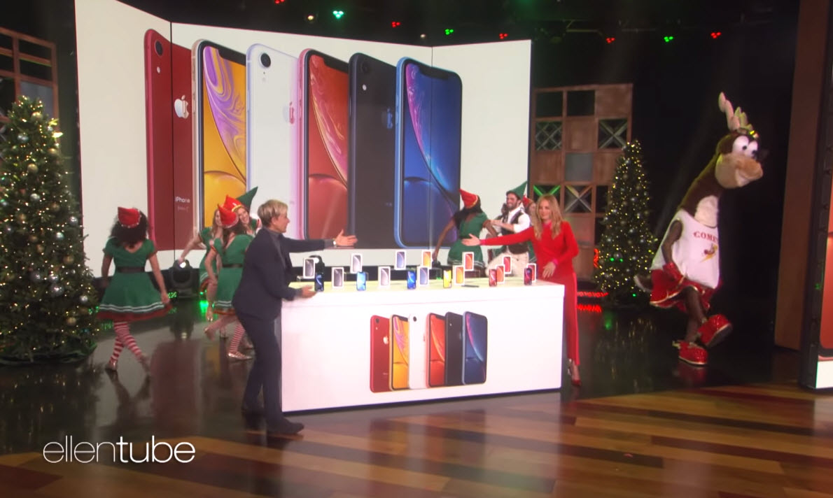 Ellen Show Iphone Xr Giveaway Img 2