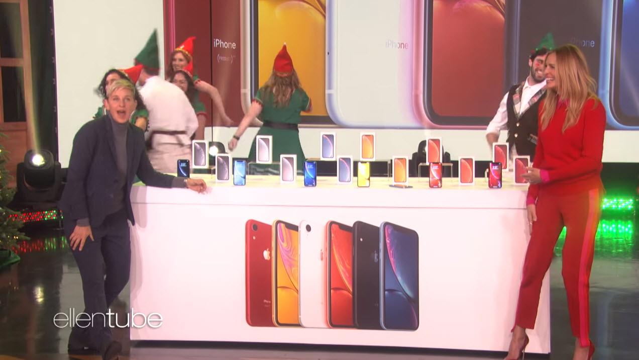 Ellen Show Iphone Xr Giveaway Img 4