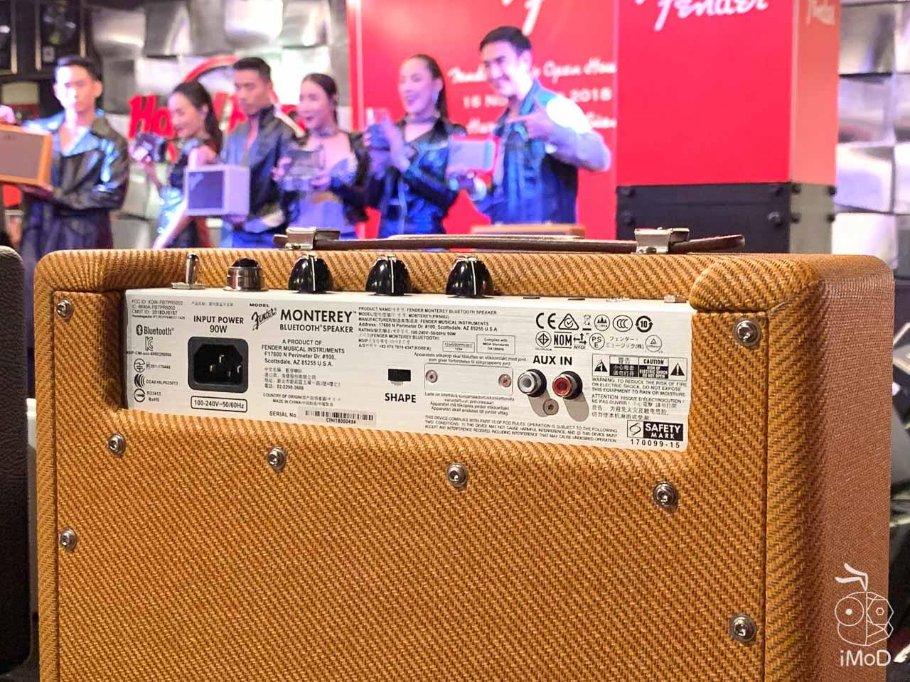 Fender Monterey Tweed 8382