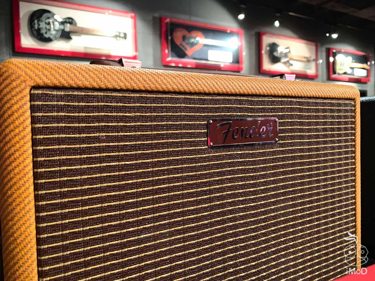 Fender Monterey Tweed 8391