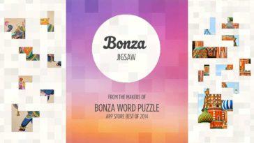 Game Bonza Jigzaw Cover