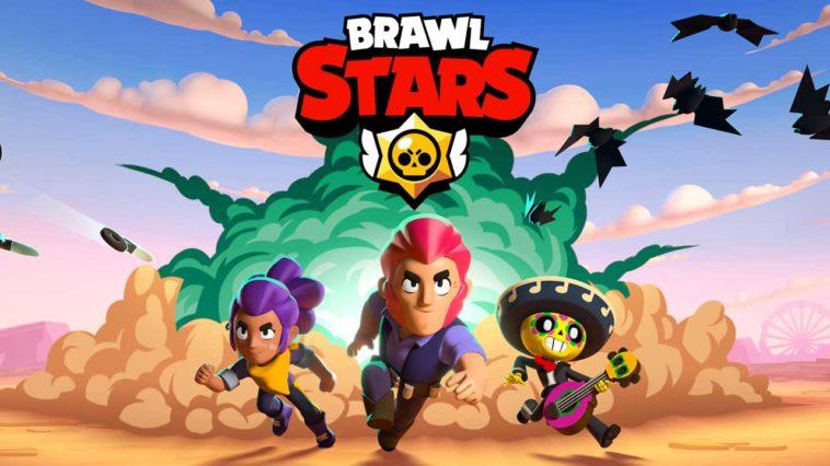 Game Brawl Stars Cover