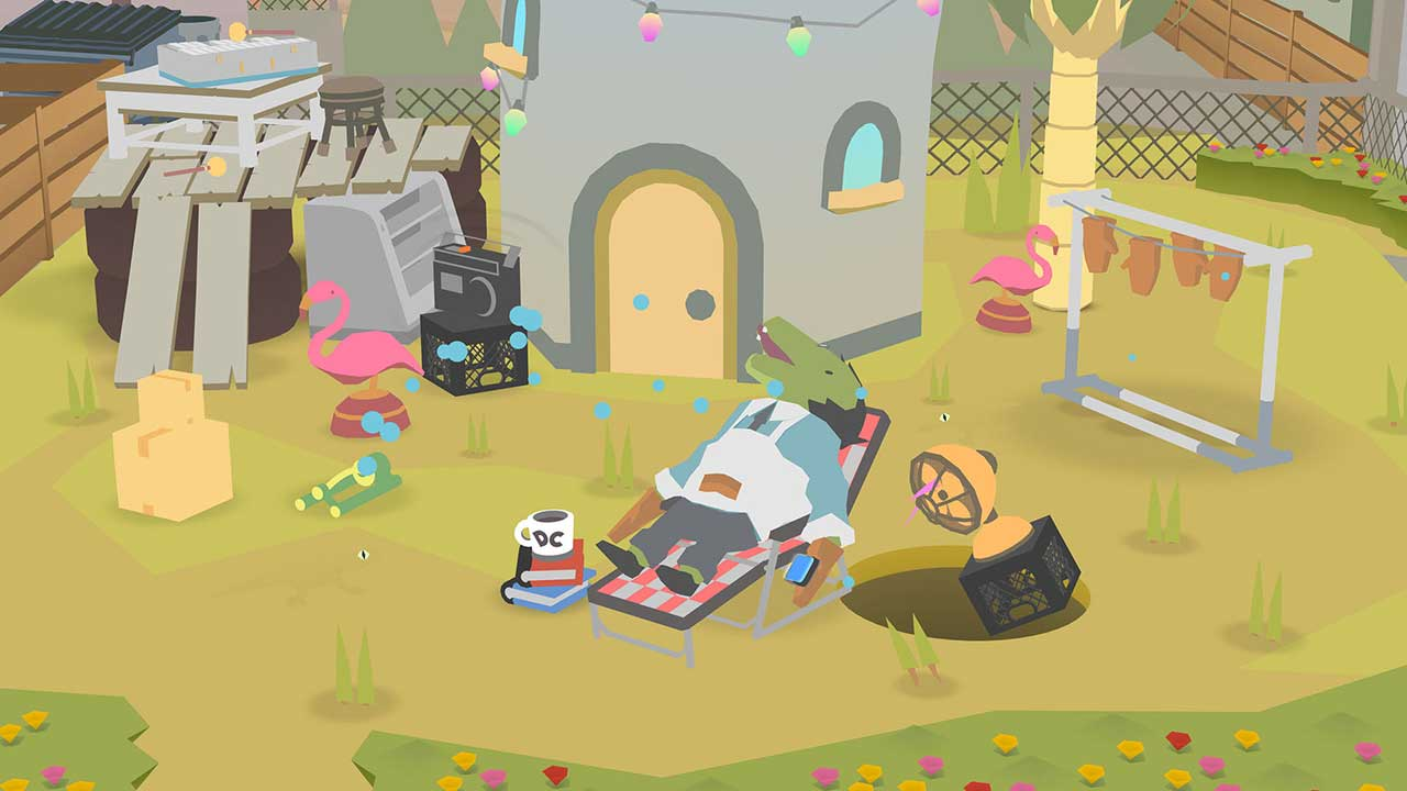 Game Donut County Content5