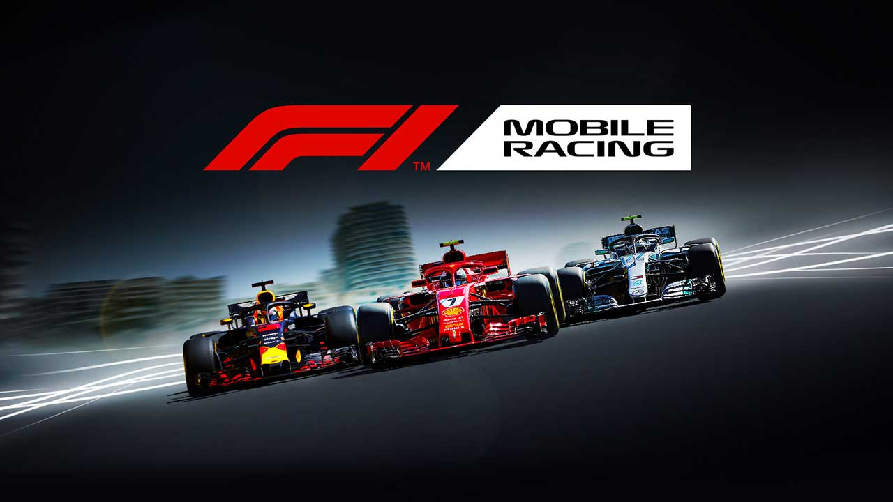 Game F1 Mobile Racing Cover