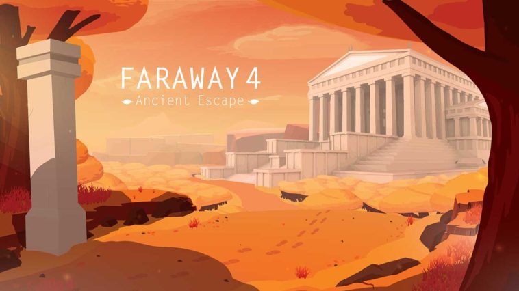 Game Faraway 4 Cover