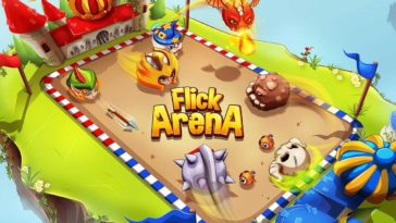 Game Flick Arena Cover