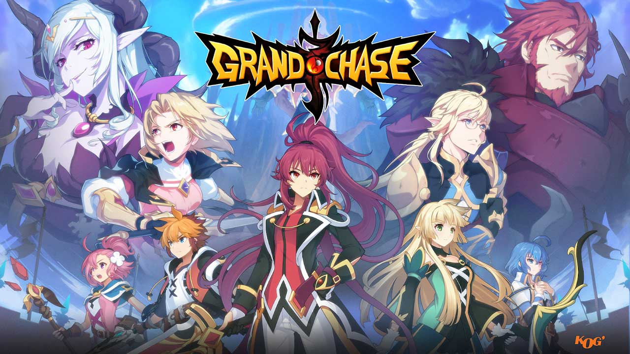 Game Grandchase Cover