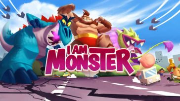 Game I Am Monster Cover