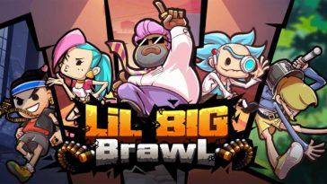 Game Lil Big Brawl Cover