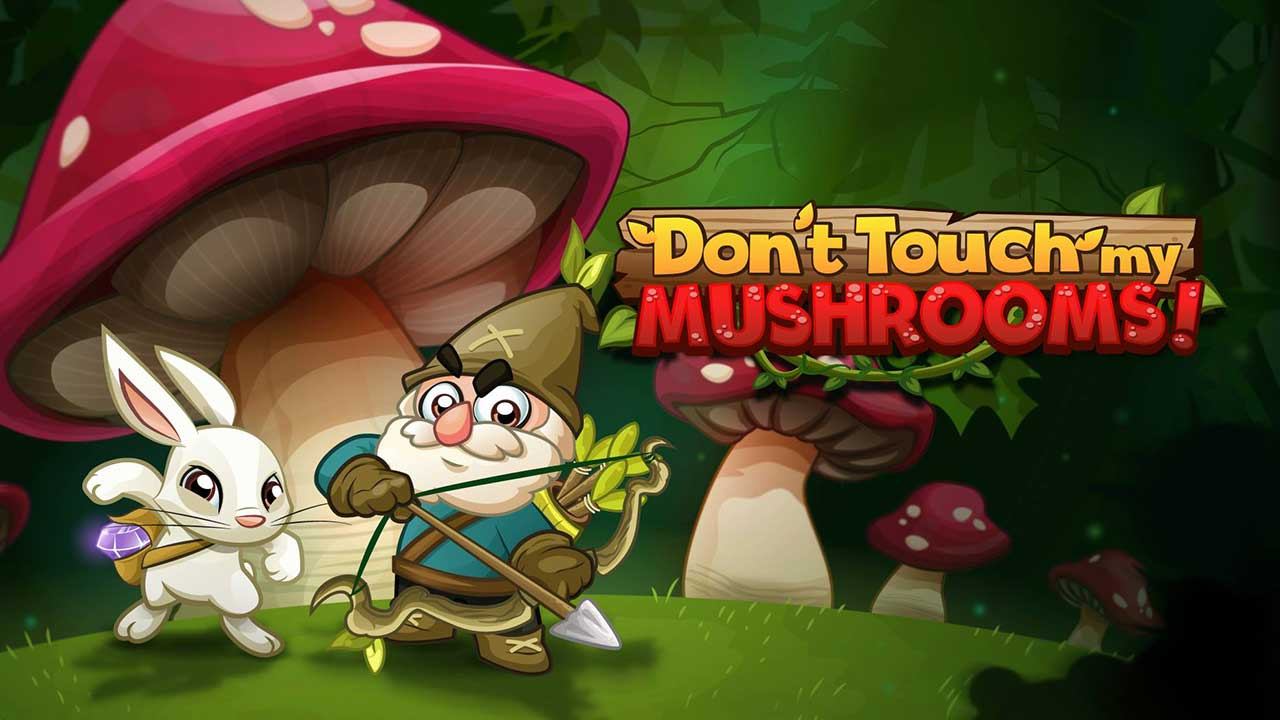 Game Mushroom Guardian Cover