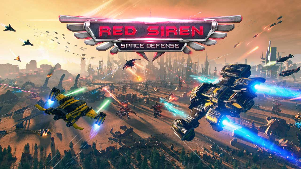Game Red Siren Cover