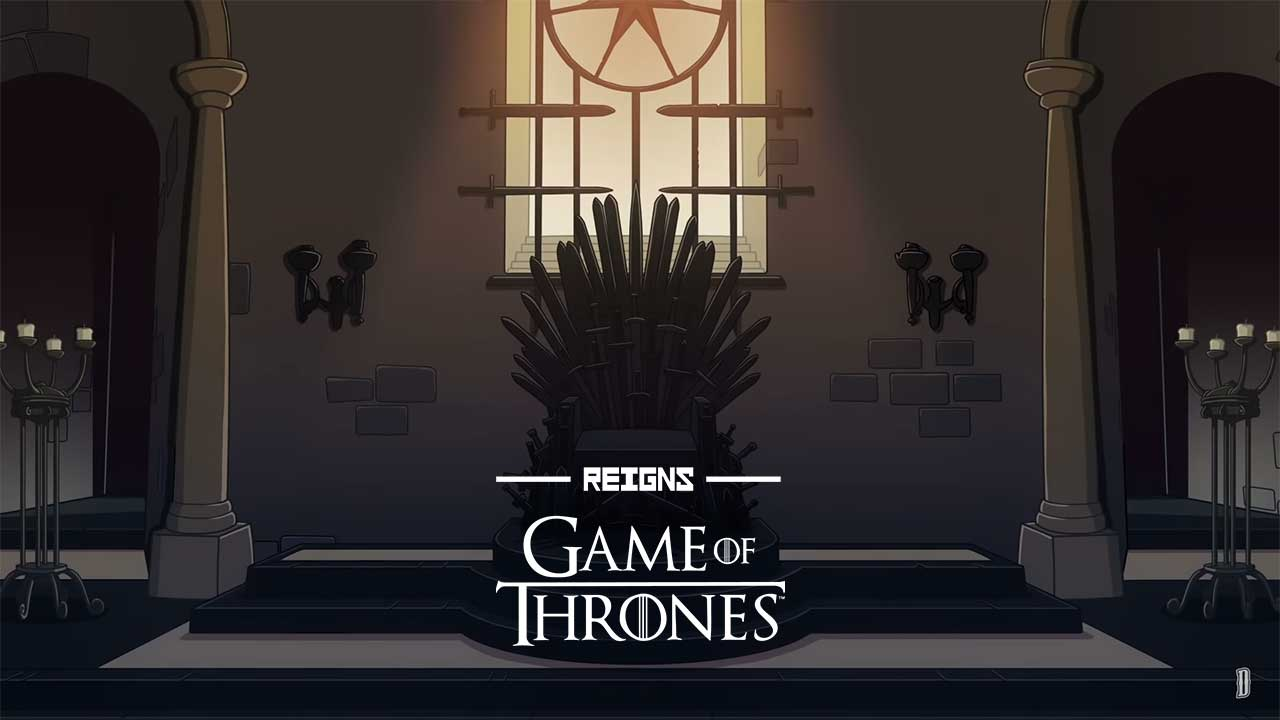Game Reigns Game Of Thrones Cover