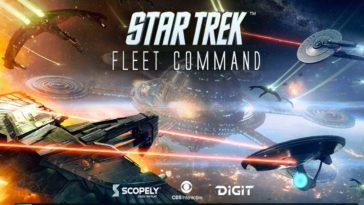 Game Star Trek Fleet Command Cover