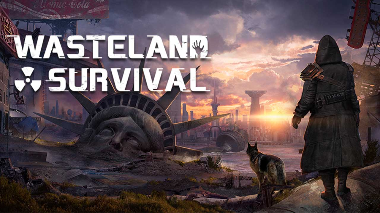 Game Survival Wasteland Zombie Cover
