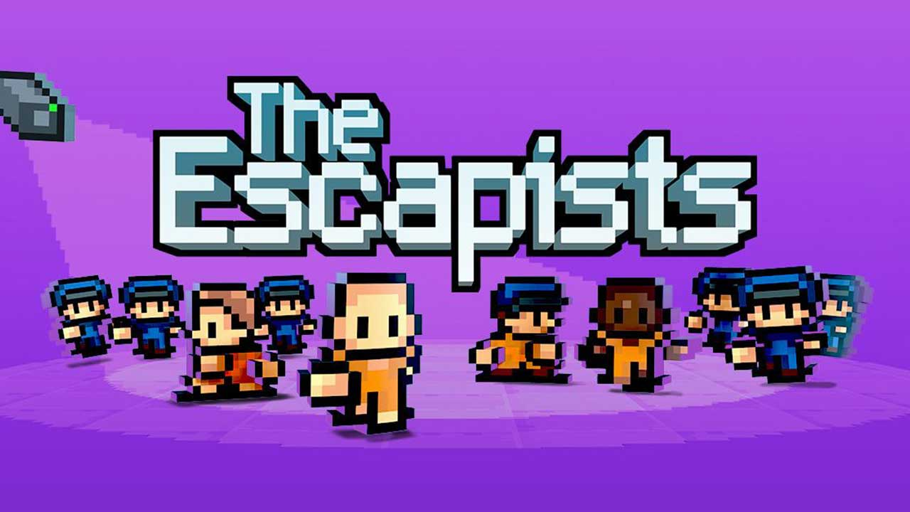 Game The Escapist Cover