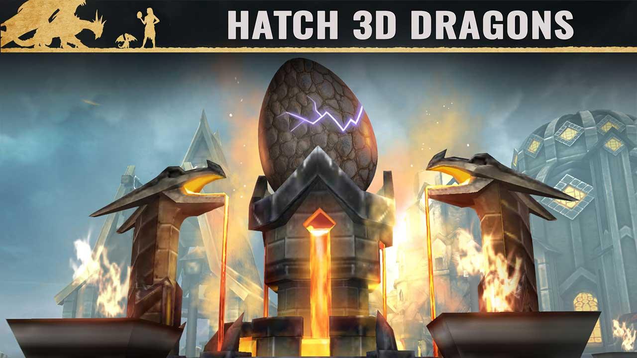 Game War Dragons Content1
