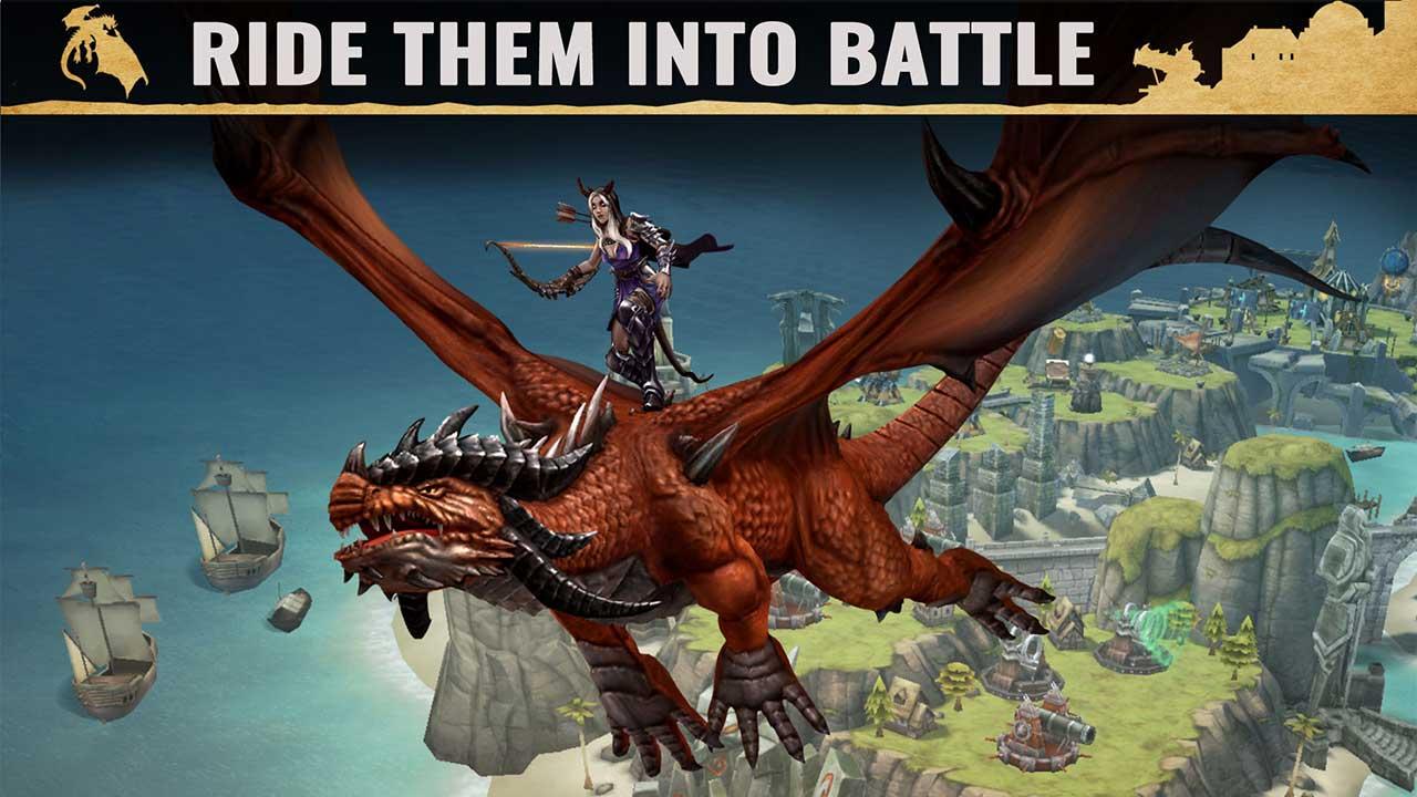 Game War Dragons Content4