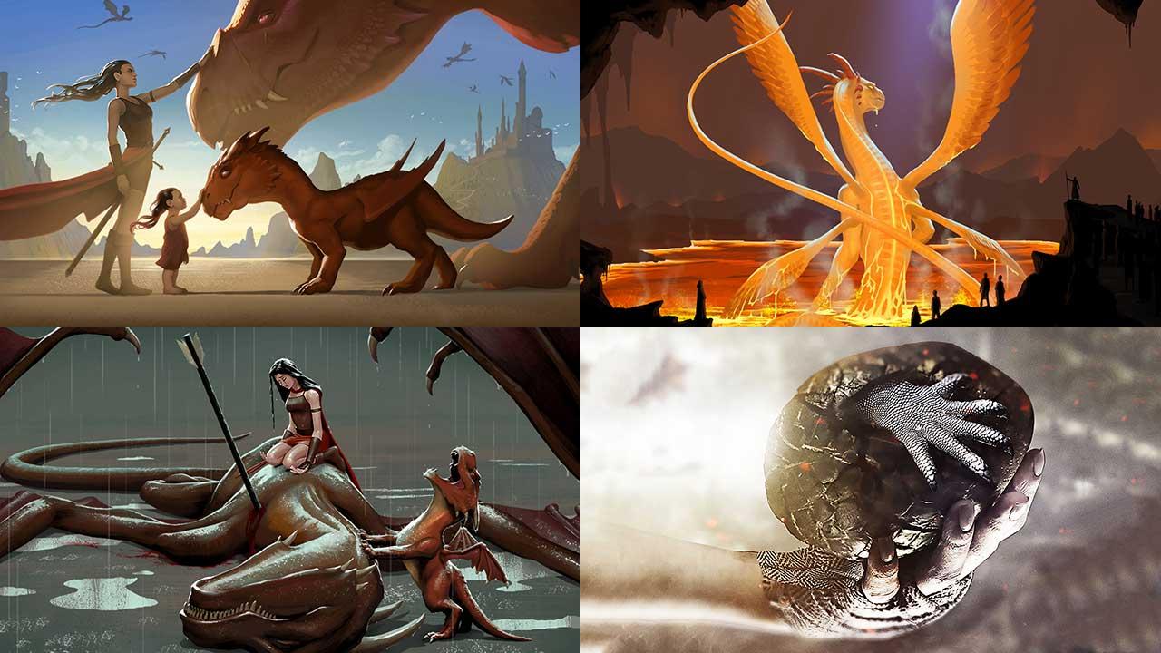 Game War Dragons Content6