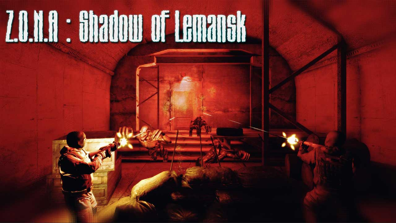 Game Zona Shadow Of Lemansk Cover