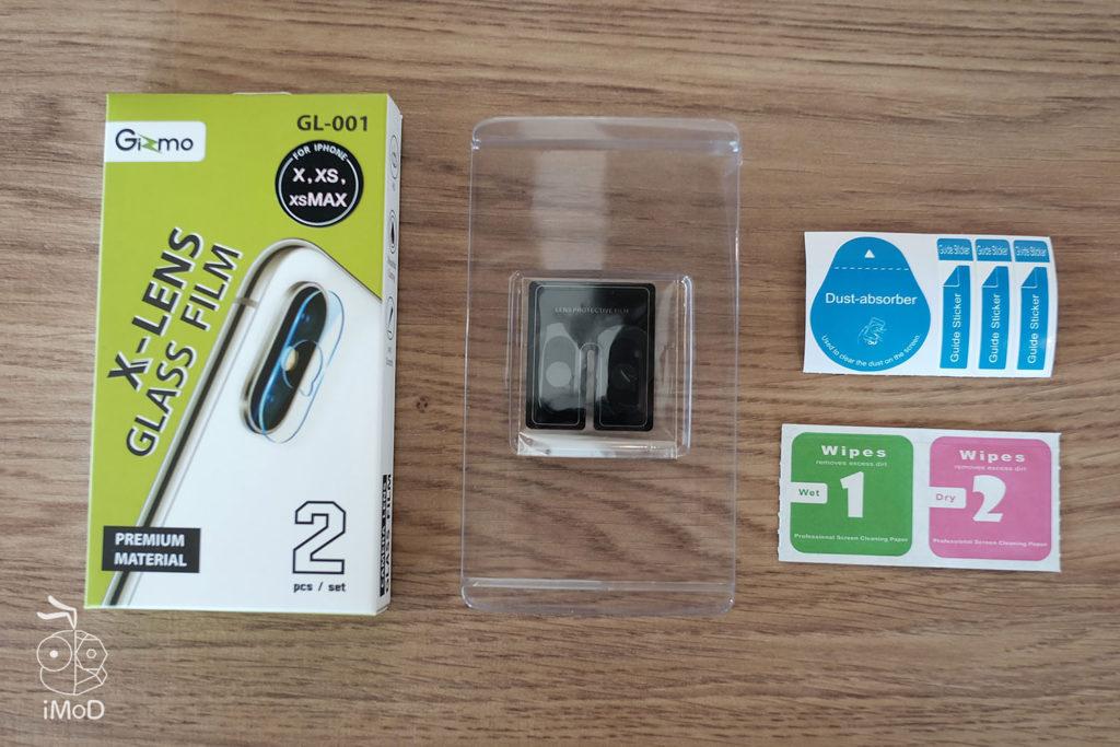 Gizmo Camera Lens Glass Film 2
