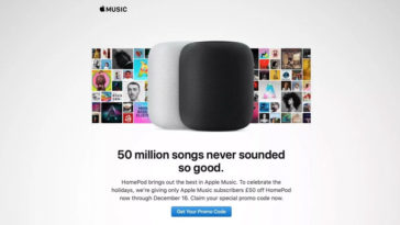 Homepod Discount Apple Music Uk User