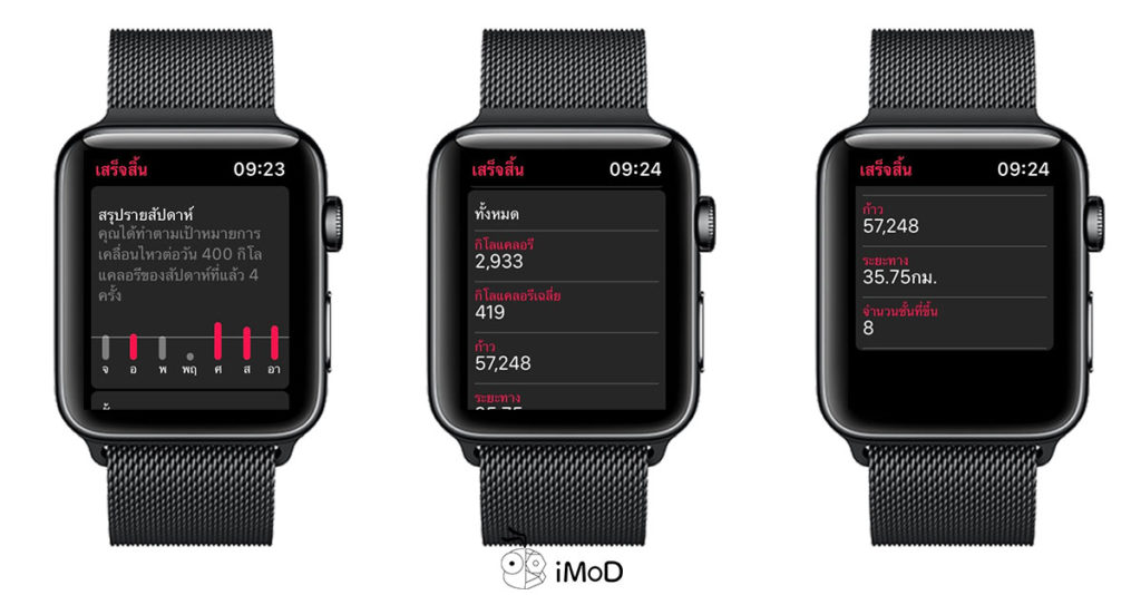 How To Check Weekly Summary Activity Apple Watch 3