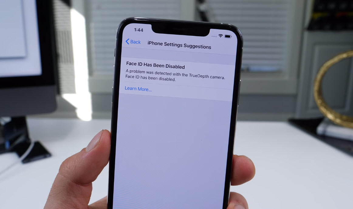 Ios 12 1 1 Face Id Disable Message Img 1