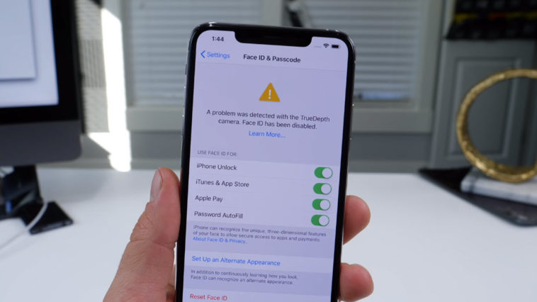 Ios 12 1 1 Face Id Disable Message Img 2