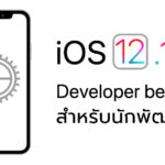Ios 12 1 2 Developer Beta 1 Seed