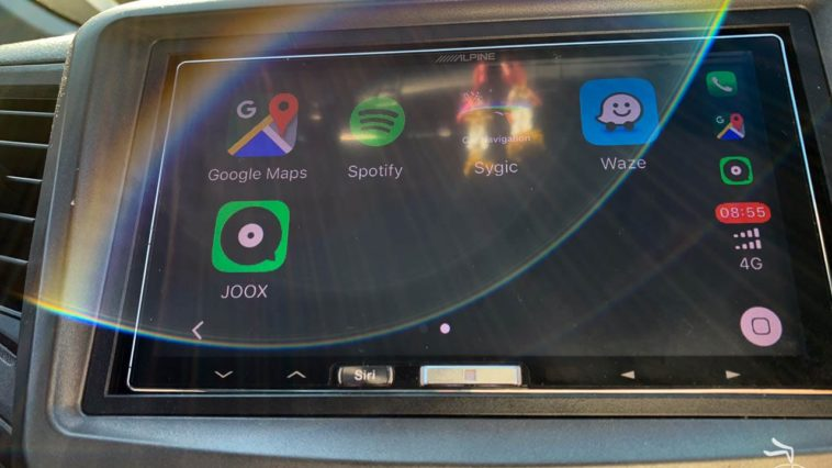 Joox Music Apple Carplay 9375