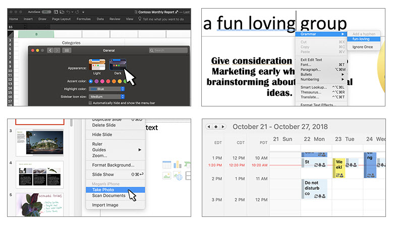 Office 365 Mac Darkmode Support Img 2