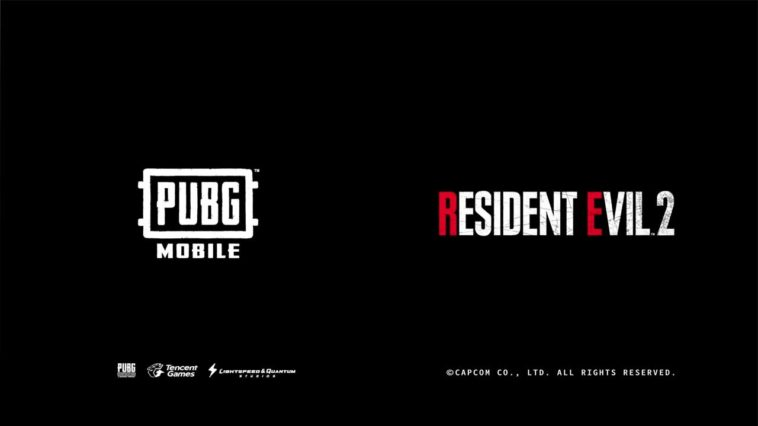 Pubg Mobile X Resident Evil 2 Cover