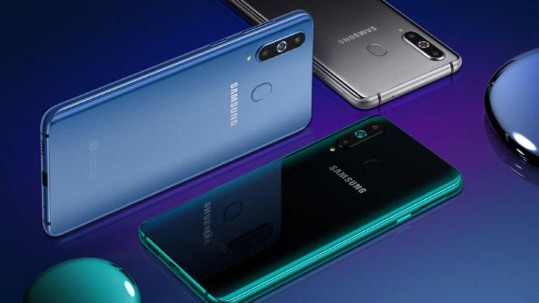 Samsung Galaxy A8s 1