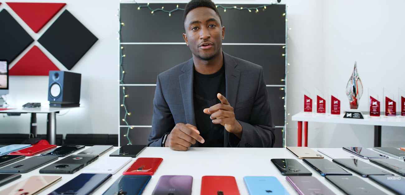 Smartphone Award 2018 By Marques Brownlee 1