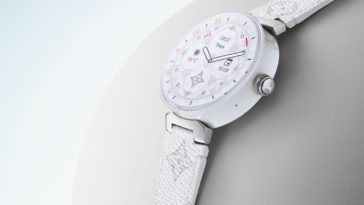 Louis Vuitton Tambour Horizon Cover