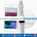 Airpower Spotted Iphone Xs Smart Battery Case Accidentally