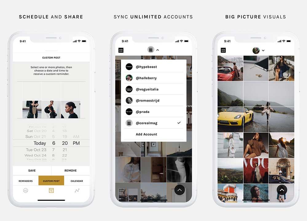 App Unum Content4