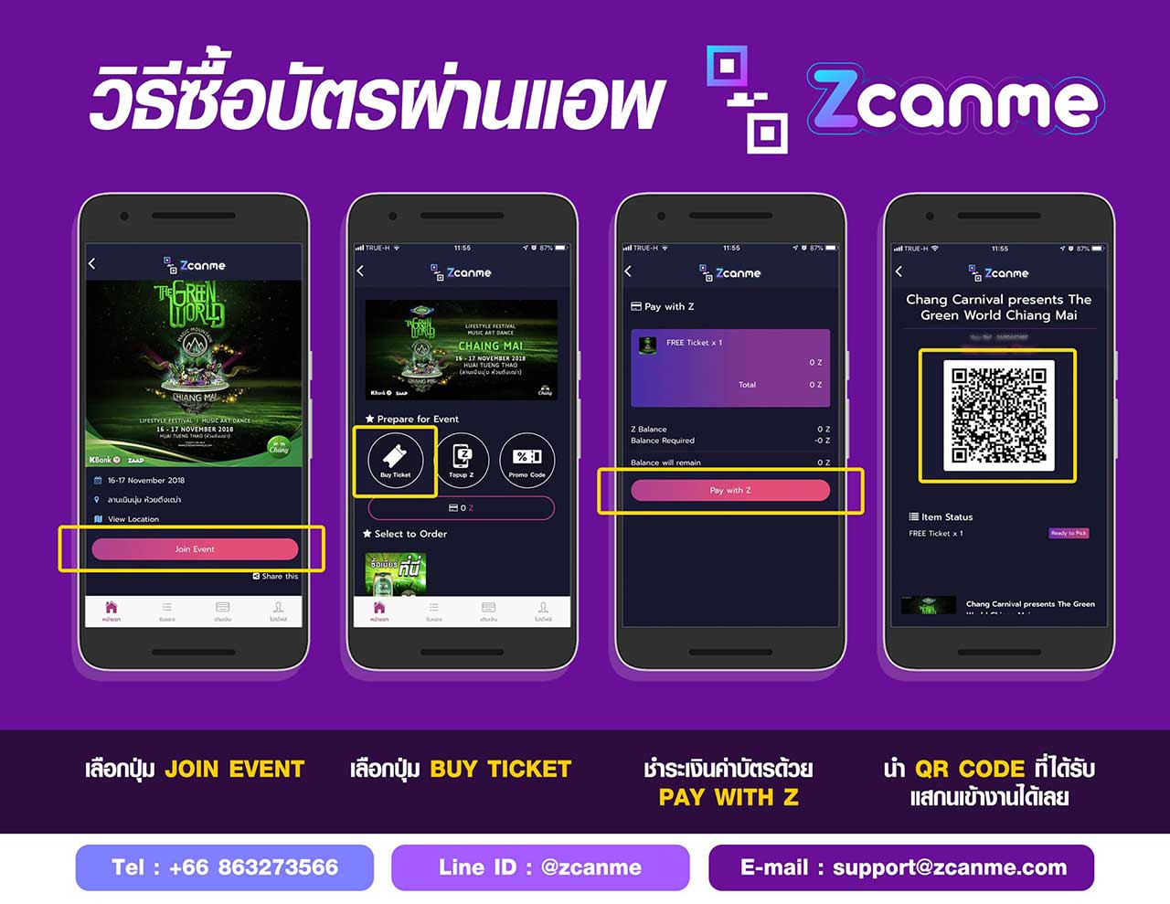 App Zcanme Howto