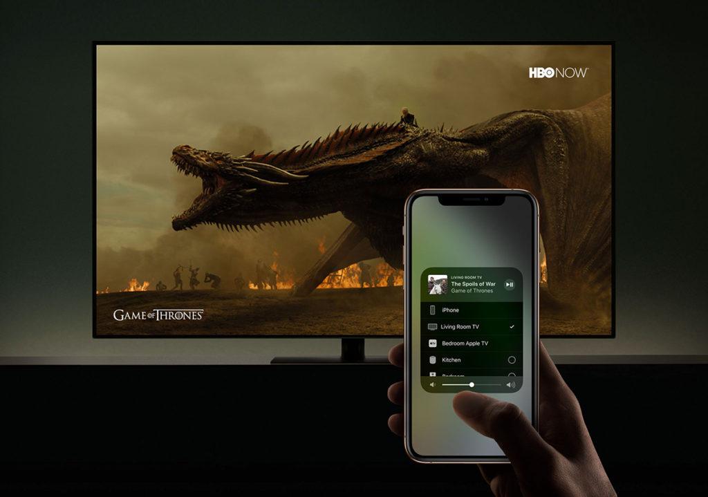 Apple Homekit Control In Smart Tv 1