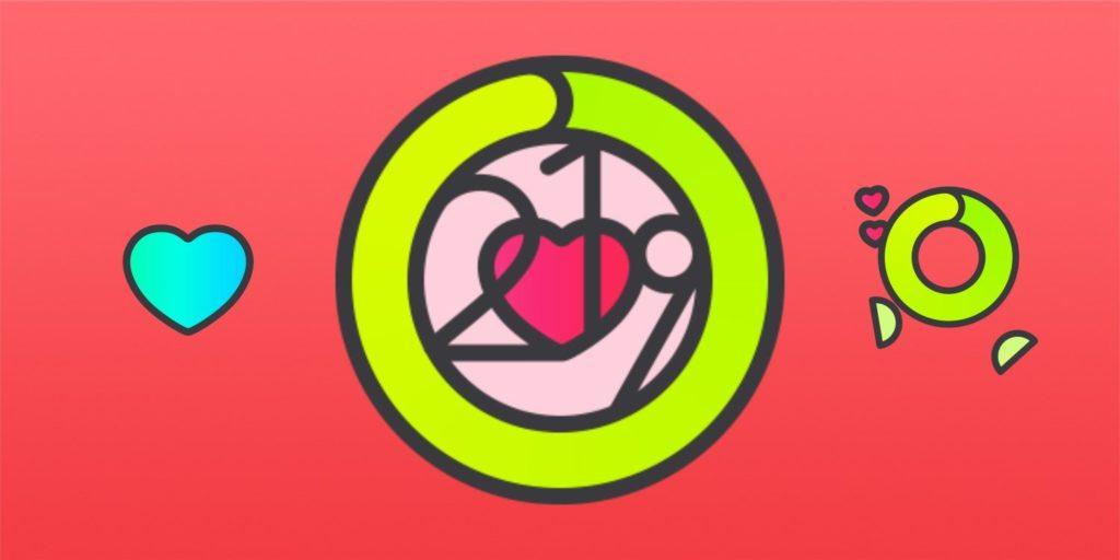 Apple Watch Activity Challenge Valentine Day 1