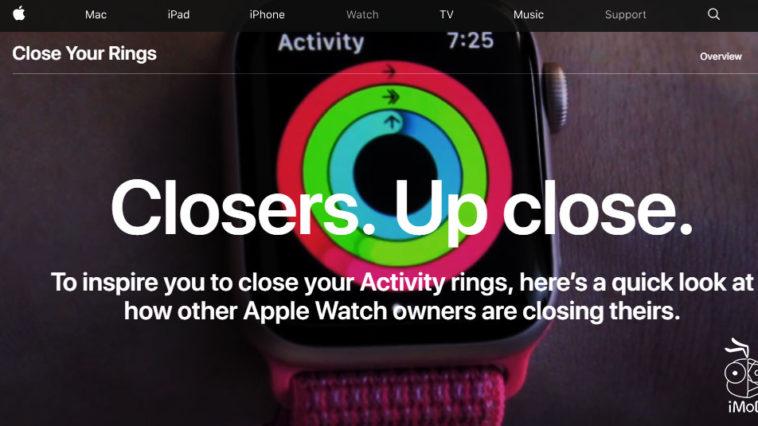 Close You Ring Closer Up Close Apple Watch