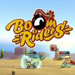 Game Boom Riders Cover