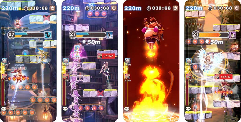 Game Jump Arena Content1