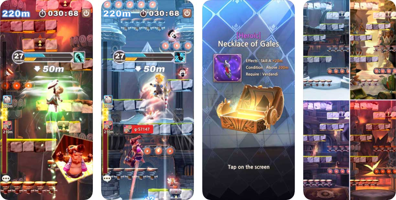 Game Jump Arena Content2
