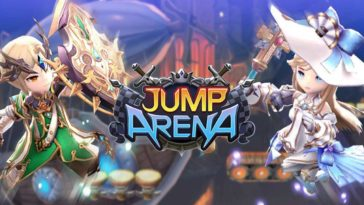 Game Jump Arena Cover