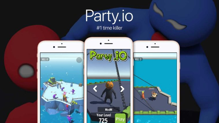 Game Party Io Cover