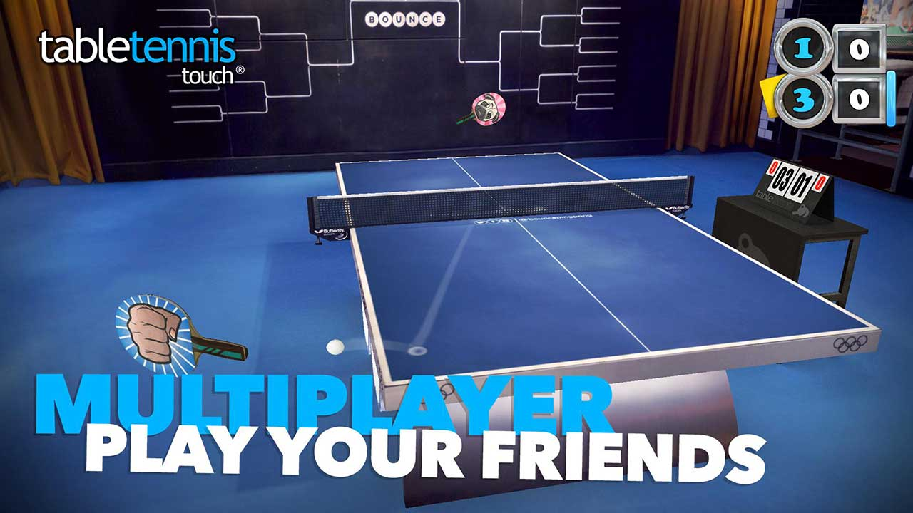 Game Table Tennis Touch Content2