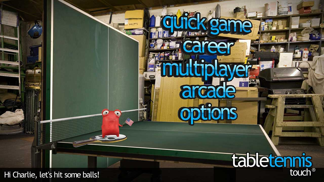 Game Table Tennis Touch Content4